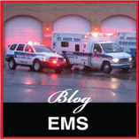 EMS blog for emergency medical personnel